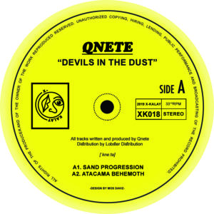 Qnete - Devils In The Dust - XK018 - X-KALAY