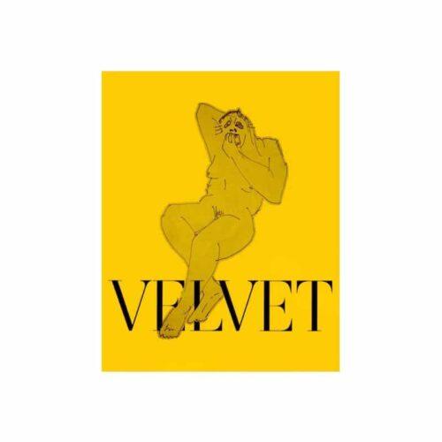 Velvet Negroni - Neon Brown - 4AD0149LP - 4AD