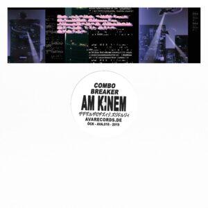 Am Kinem - Combo Breaker - AVA018 - AVA RECORDS