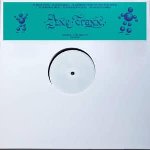 Clafrica - 2 The World Ep (My Girlfriend Remix) - AXTX010 - AXE TRAXXX