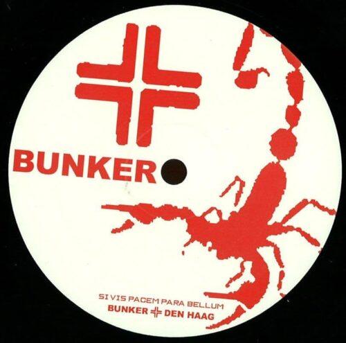 Los Hermanos Rodriguez - Gymnasty - B3020 - BUNKER RECORDS