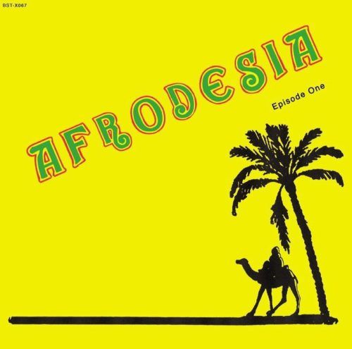 Afrodesia - Afrodesia Episode One - BSTX067 - BEST ITALY