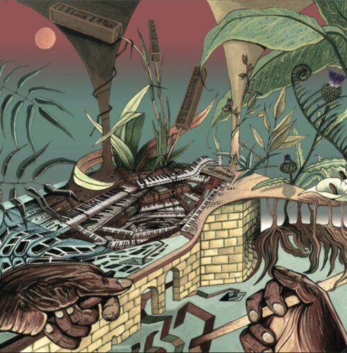 Nu Guinea - The Tony Allen Experiments - COMET072 - COMET RECORDS