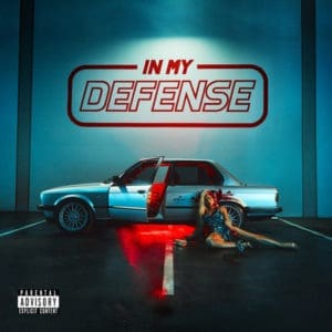 Iggy Azalea - In My Defense - ERE516 - BAD DREAMS RECORDS
