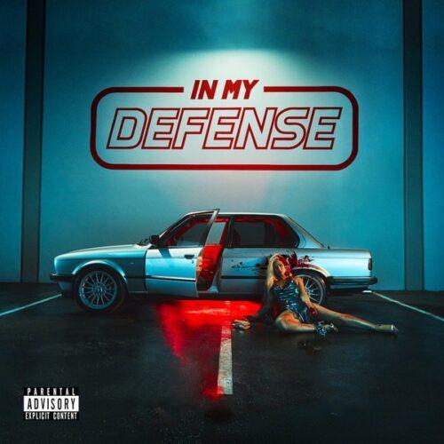 Iggy Azalea - In My Defense - ERE516 - BAD DREAMS RECORDS