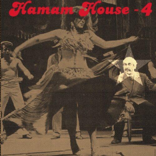 Various - Hamam House Vol 4 - HAMAMHOUSE04 - HAMAM HOUSE