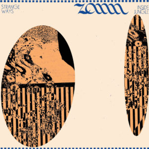 Zann - Strange Ways / Inside Jungle - ISLELP005 - ISLE OF JURA RECORDS