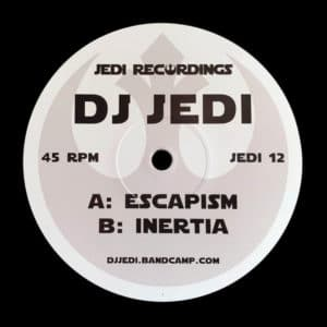 DJ Jedi - Escapism - JEDI12 - JEDI RECORDINGS