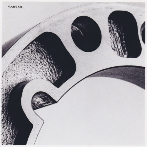 Tobias - Studio Works 1986-1988 - NSP17 - NON STANDARD PRODUCTIONS