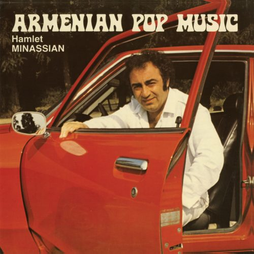 Hamlet Minassian - Armenian Pop Music - NUM804LP - NUMERO GROUP