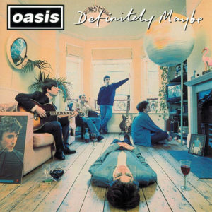 Oasis - Definitely Maybe - 25th Anniv. (sil - RKIDLP70C - Big Brother