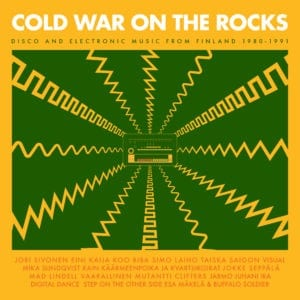 Various - Cold War on the Rocks - Disco and Electronic Music from Finland 1980-1991 - SRE376 - SVART