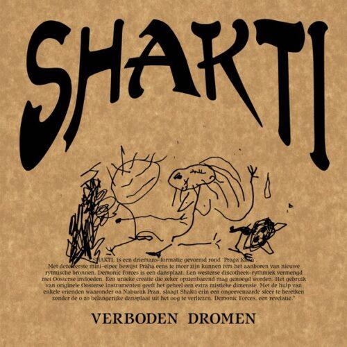 Shakti - Verboden Dromen - STREP-028 - STROOM