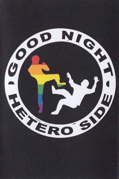 Boys Mit Uns / Hetero Holocaust - Good Night / Hetero Side - TCD882019 - TRASH CAN DANCE
