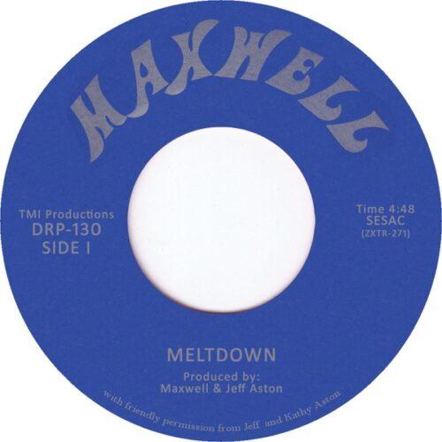 Maxwell - Meltdown / Radiation Funk - TR271 - TRAMP RECORDS