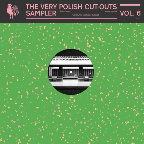 Various - The Very Polish Cut-Outs Vol. 6 - TVPC009 - THE VERY POLISH CUT OUTS