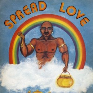 Michael Orr - Spread Love - TWM35 - TIDAL WAVES