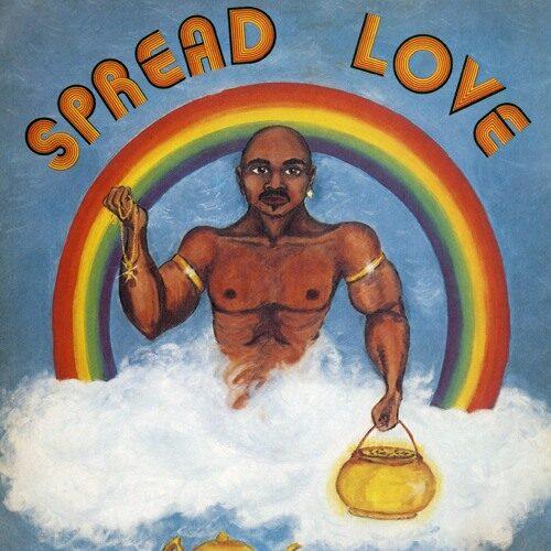 Michael Orr - Spread Love - TWM35 - TIDAL WAVES