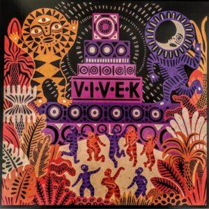 V.I.V.E.K - Different Sound - VIVEK001 - SYSTEM SOUND