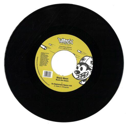 Black Moon - Buck Em Down ( Da Beatminerz Rmx ) - WR24733 - WRECK