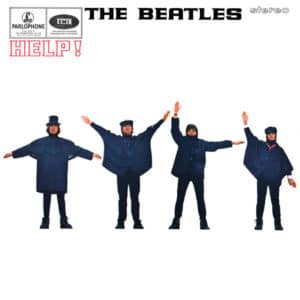 The Beatles - Help! - 0094638241515 - PARLOPHONE