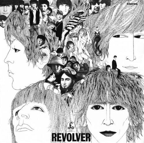 The Beatles - Revolver - 0094638241713 - PARLOPHONE