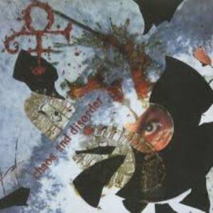 Prince - Chaos & Disorder - 0190759182918 - LEGACY