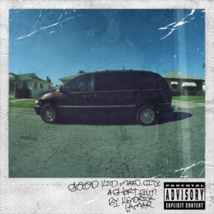 Kendrick Lamar - Good Kid M.A.A.D. City - 0602537192267 - INTERSCOPE RECORDS