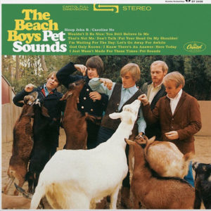 Beach Boys - Pet Sounds - 50th Anniversary - 0602547822291 - CAPITOL RECORDS