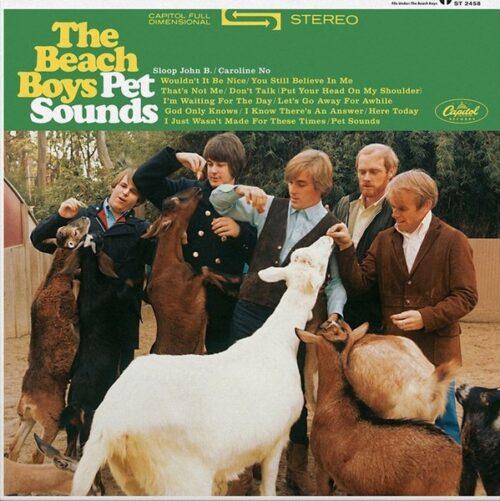 Beach Boys - Pet Sounds - 50th Anniversary - 0602547822291 - CAPITOL RECORDS