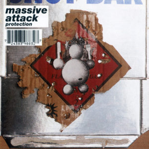 Massive Attack - Protection - 0602557009620 - WILD BUNCH RECORDS