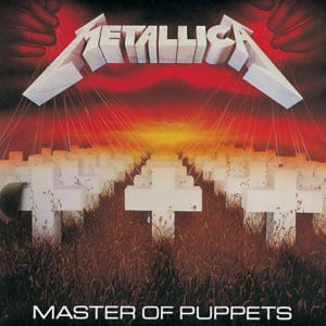 Metallica - Master Of Puppets - 0602557382594 - BLACKENED RECORDINGS