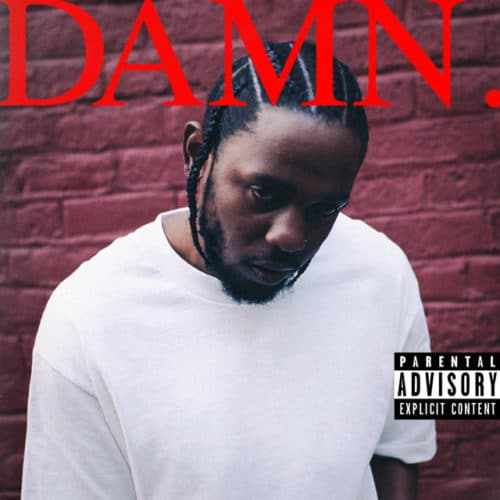 Kendrick Lamar - DAMN - 0602557618280 - AFTERMATH RECORDS