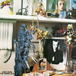 Brian Eno - Here Comes The Warm Jets - 0602557703870 - VIRGIN EMI RECORDS