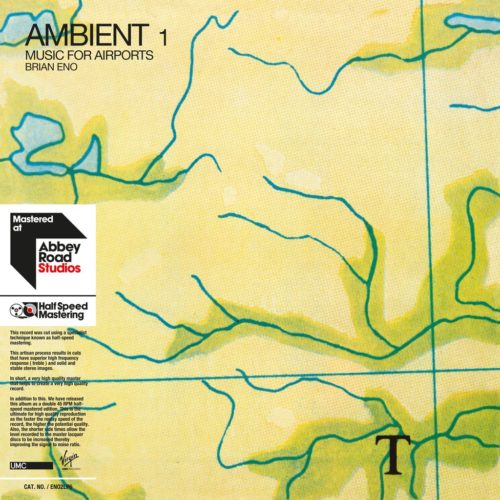 Brian Eno - Ambient 1: Music For Airports (Limited) - 0602567750475 - VIRGIN EMI RECORDS