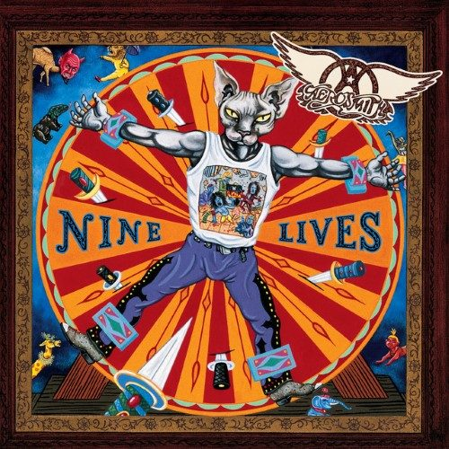 Aerosmith - Nine Lives - 190758511719 - SONY MUSIC