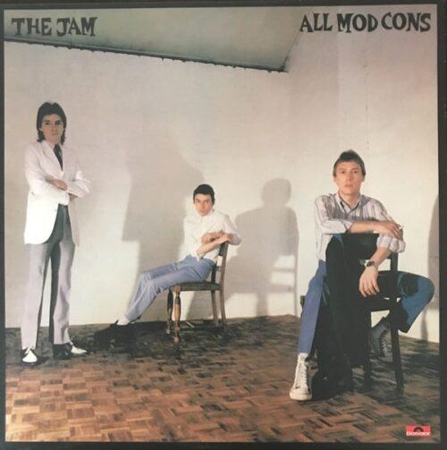 The Jam - All Mods Con - 602537459100 - POLYDOR