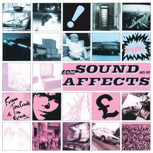 The Jam - Sound Affects - 602537459124 - POLYDOR