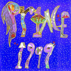 Prince - 1999 2LP Colored Version - 603497849987 - WARNER