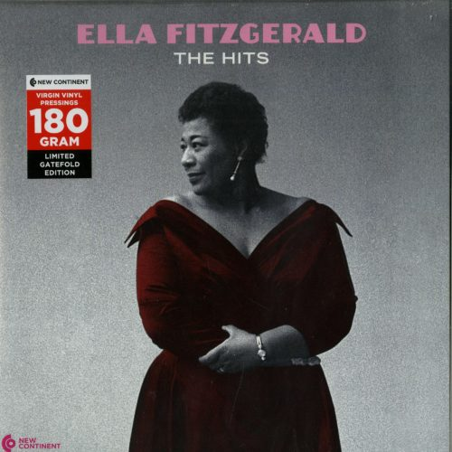 Ella Fitzgerald - The Hits - 8436569190814 - NEW CONTINENT