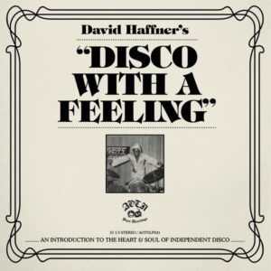 Various - David Haffner's - Disco with a Feeling - AOTNLP021 - ATHENS OF THE NORTH