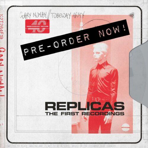 Gary Numan - Replicas - The First Recordings - BBQ2158LP - THE ARKIVE