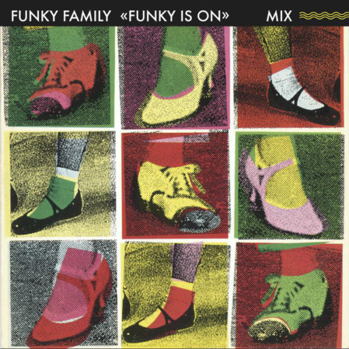 Funky Family - Funky Is On - BSTX065 - BEST ITALY