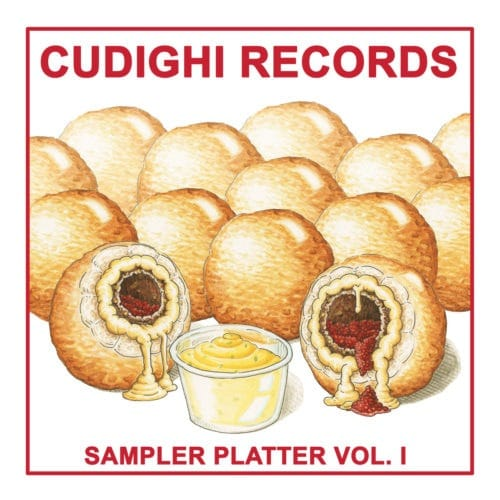 Various/Ratkiller/Lootus - Sampler Platter Vol.1 - CUD14 - CUDIGHI RECODS