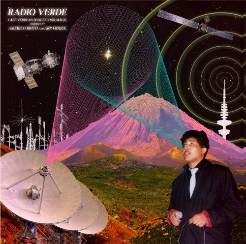Various - Radio Verde (Compiled by Americo Brito And Arp Frique) - CW003 - COLORFUL WORLD