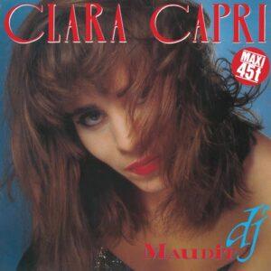 Clara Capri - Maudit Deejay - DISCOMAT006 - DISCOMATIN