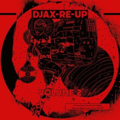 Various - Djax-Re-Up Volume 2 (DJAX-UP-BEATS) - DKMNTL063-2 - DEKMANTEL