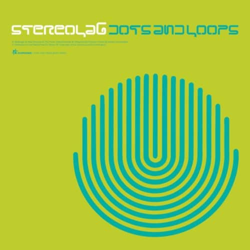 Stereolab - Dots And Loops (Expanded Edition) Limited Color - DUHFD17RC - DUOPHONIC