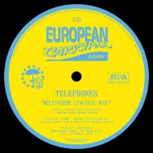 Telephones - Multiverse / Turbofutúr - EC03 - EUROPEAN CARRYALL