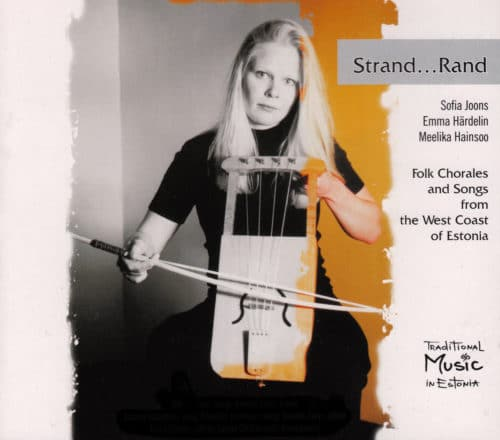 Sofia Joons/Emma Härdelin/Meelika Hainsoo - Folk Chorales And Songs From The West Coast Of Estonia - JVCD004 - JOHNASON & VENNAD LTD